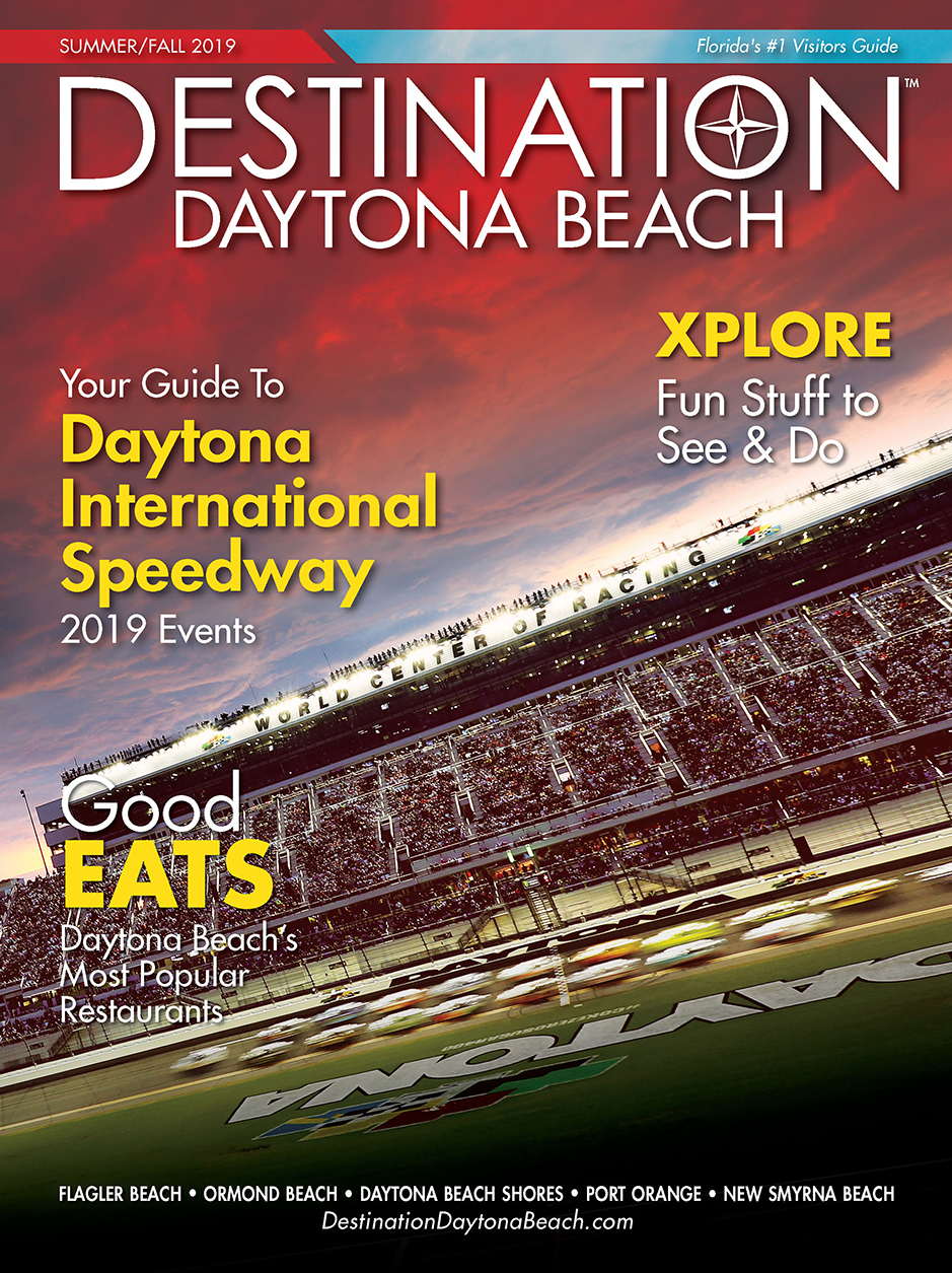 Daytona Cover