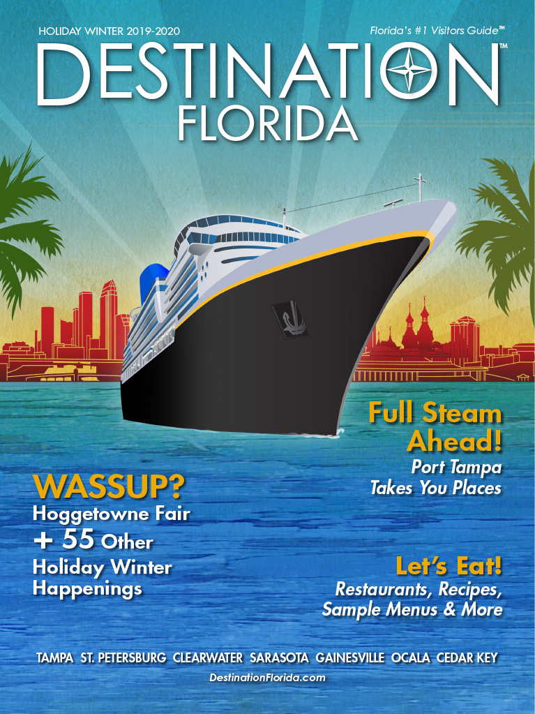 Destination Tampa Holiday Winter 19-20