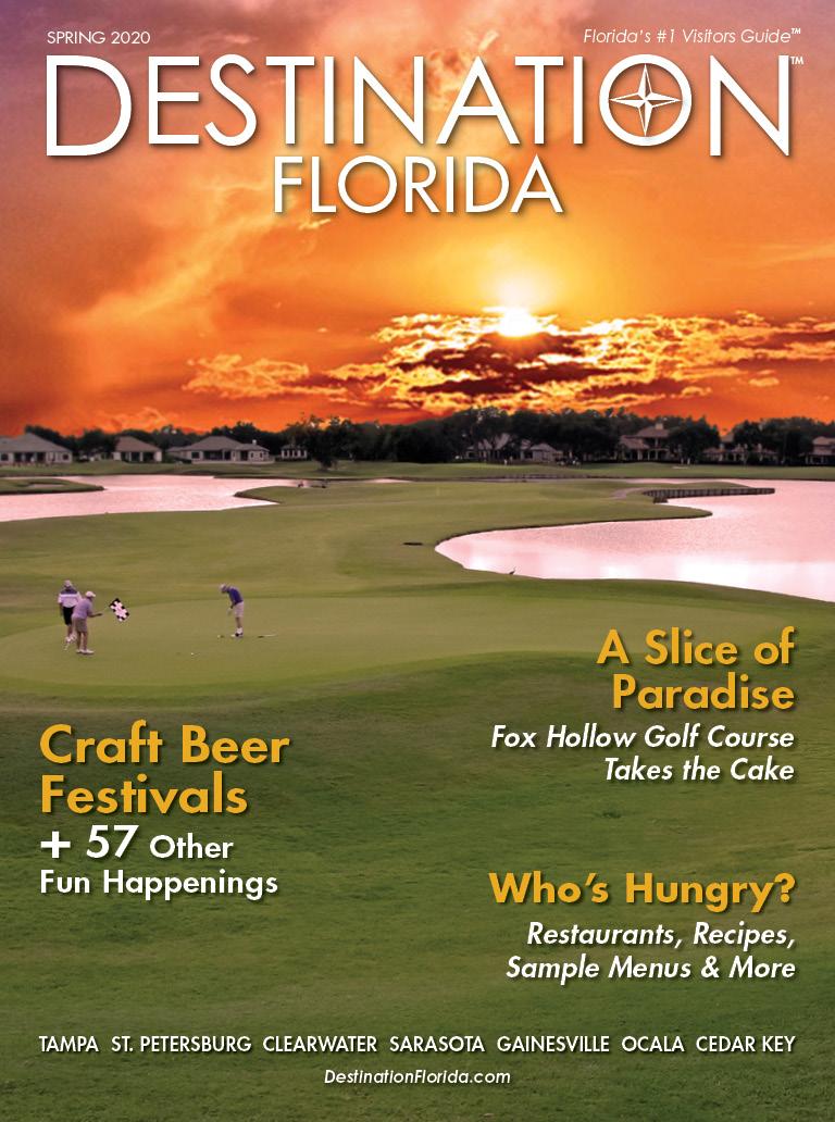 Destination Tampa Spring 2020 cover